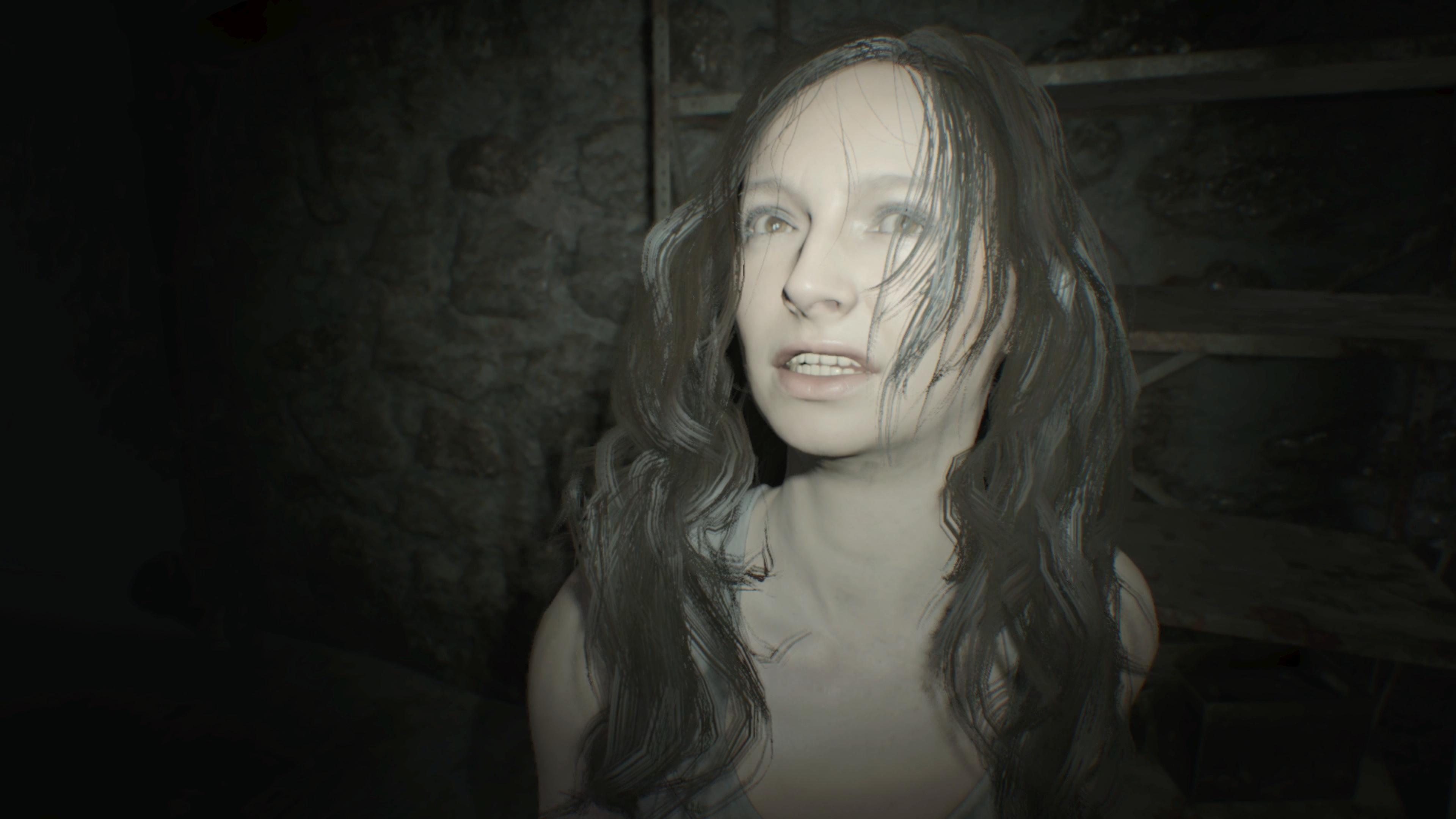 Resident Evil 7 characters Mia