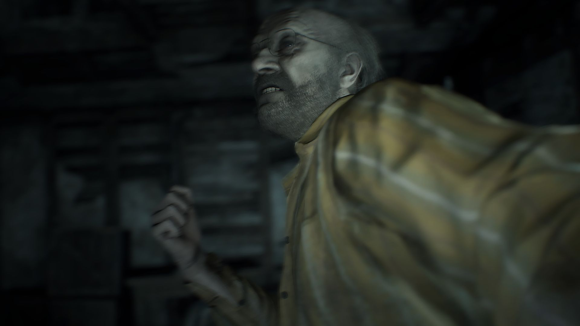 Resident Evil 7 Gameplay Story Plot Biohazard Details Footage
