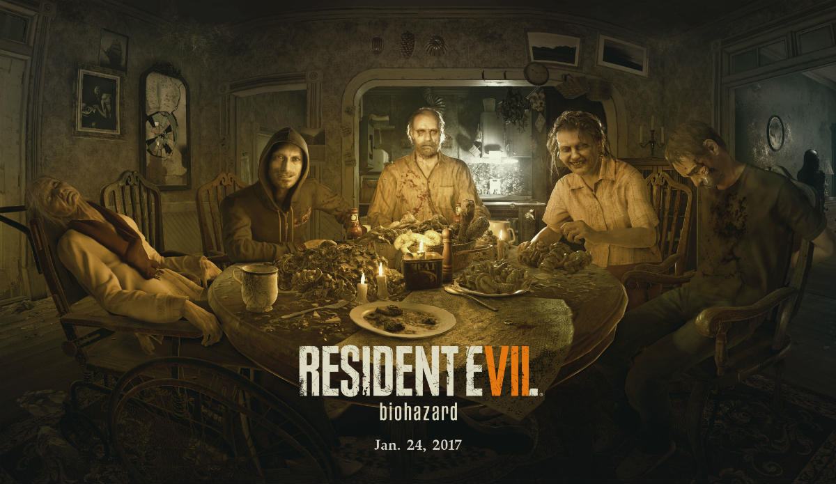 Resident Evil 7 outfits