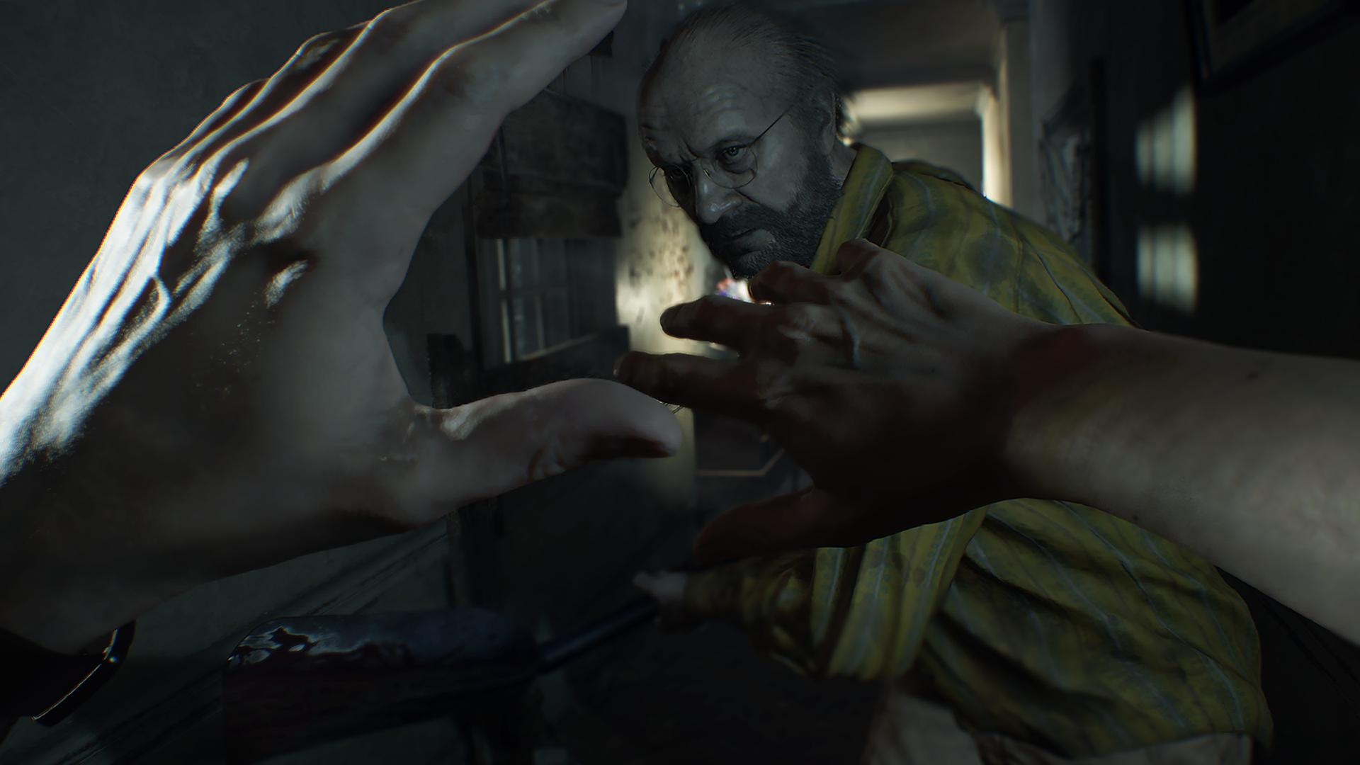 Resident Evil 7 two player